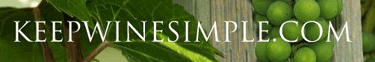 keep wine simple banner